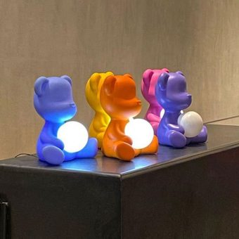 Lampada Teddy Girl – Qeeboo