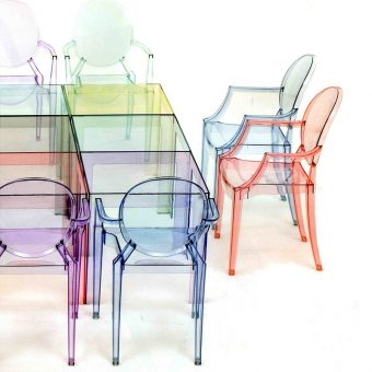 Poltroncina Louis Ghost – Kartell