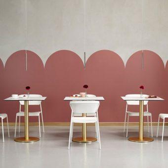 Sedia Lisa Tecnopolimero – Scab Design