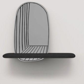 Specchio New Perspective Mirror – Bonaldo