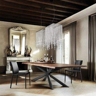Tavolo Fisso Spyder Wood – Cattelan Italia