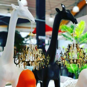 Lampada Giraffe In Love XS – Qeeboo